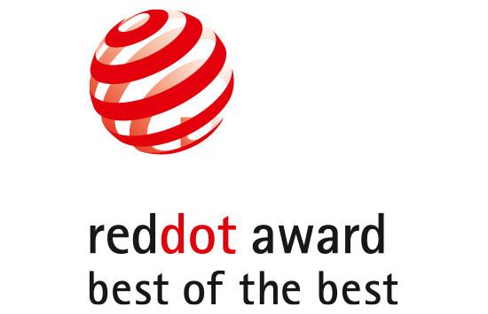 Logo von reddot award best of the best