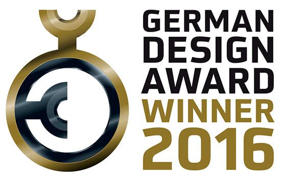 Logo von German Design Award Winner 2016