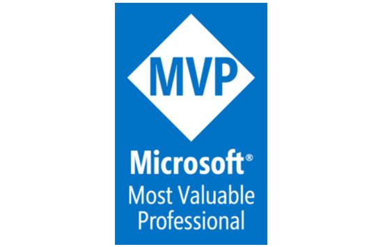 Logo vom Microsoft MVP Award