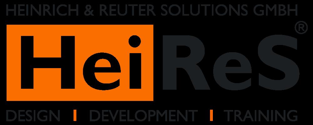 Logo von Heinrich & Reuter Solutions GmbH Design Development Training